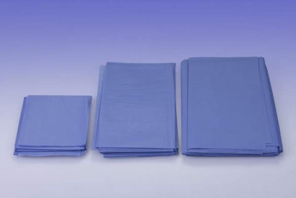"Absorbent/liquid proof drape 19.7""x19.7"""