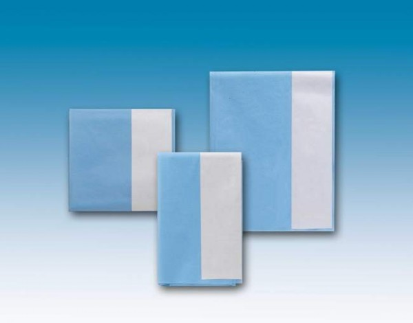 """Fluid repellent drape 29.55""""x35.46"""" with adhesive side"""