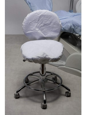 Seat cover for clinitian seat