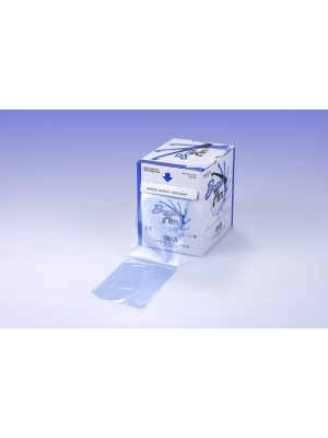 "Barrier Film 1200 sheets 3.94""x5.91"" with dispenser"