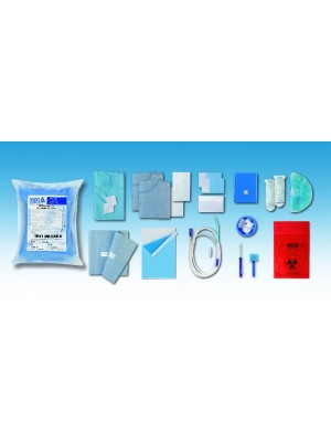 Oral Surgery Set - No Panic drape