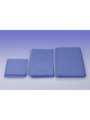 "Absorbent/liquid proof drape 59.1""x78.8"""