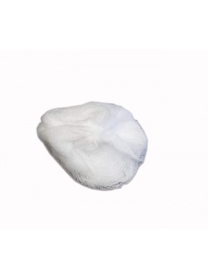 Tampone di garza Ø 5 cm cotone bianco
